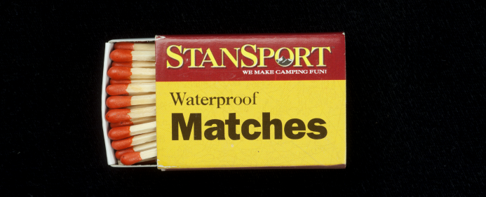Image of matches
