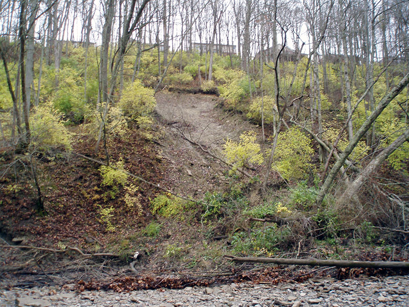 Landslides Fast Or Slow Indiana Geological Water Survey