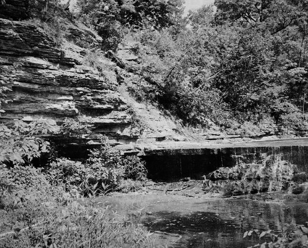 Bedrock Geology of Marion County | Indiana Geological ...