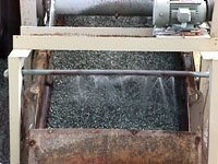 Photo showing crushed stone washer.