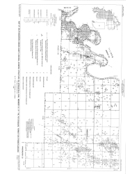Gibson County Indiana Map.Map Of Southwestern Gibson County Indiana Showing Structure On