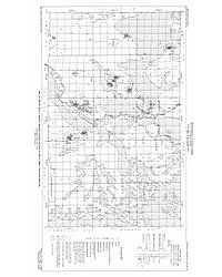 Map Of Greene County Indiana Showing Control On Base Of Beech